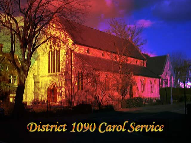 District Carol Service