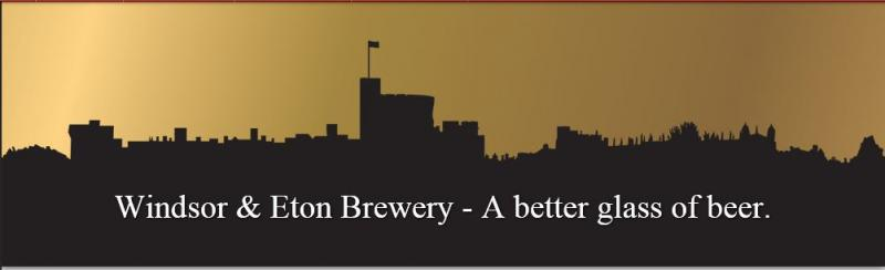 W&E Brewery Tour & Sampling! 23rd September 2015 - Windsor and Eton Brewery Logo
