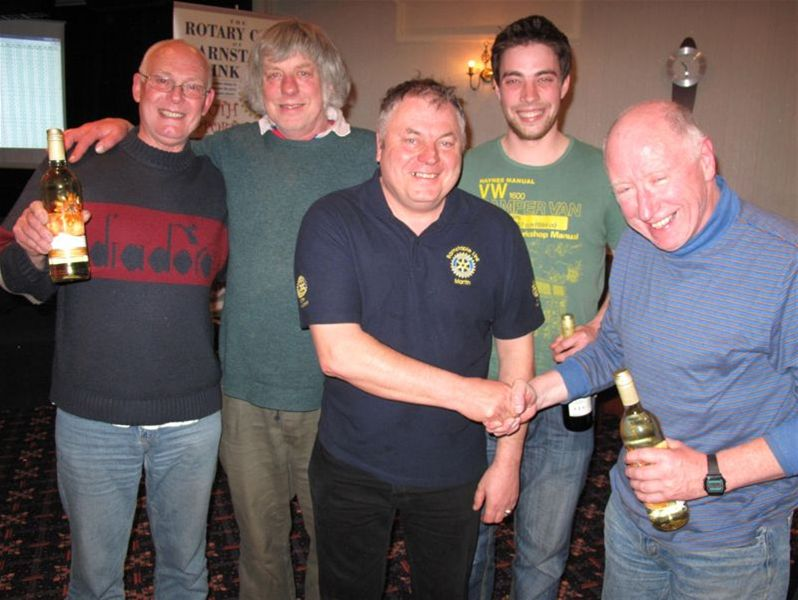 QUIZ NIGHT MARCH 17th 2010 -