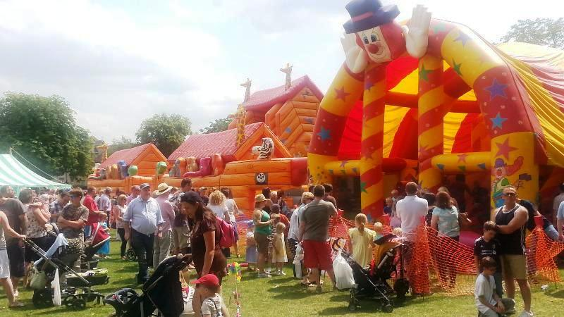 Witney Carnival - Not to be missed!!!