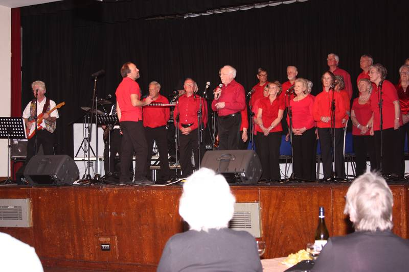 The Wonderyears at Court Moor School - 31 March 2012 -