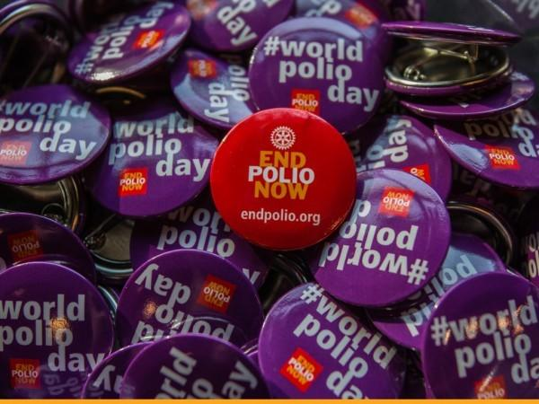 World Polio Day 2017 - Rotary