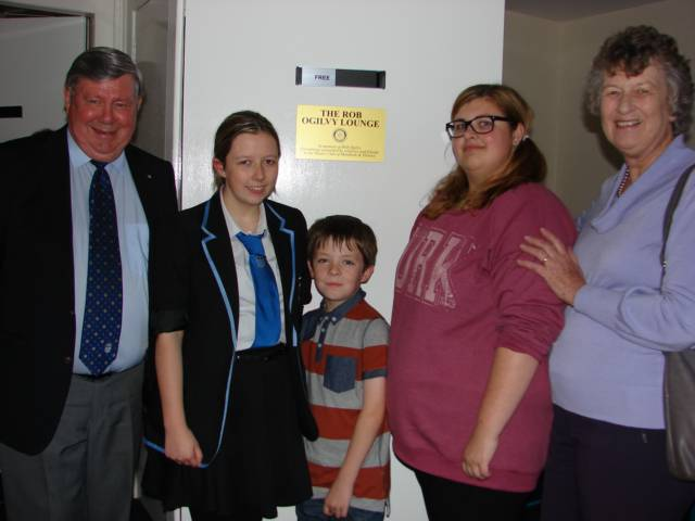 Angus Young Carers -