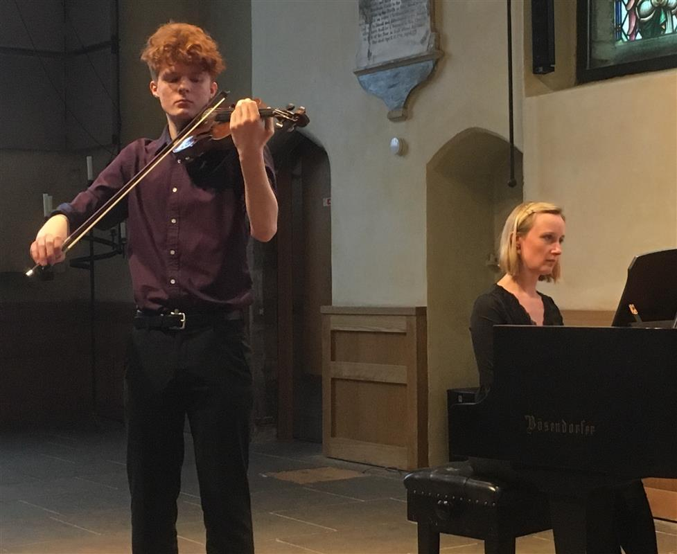 District Young Musician Final 2019 -