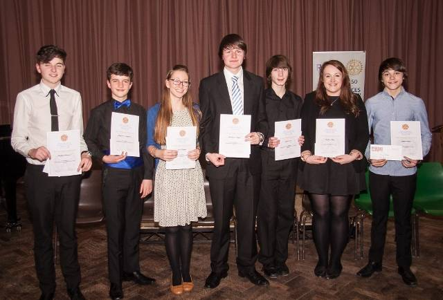 Young Musician Competition 2015 - The Young Musician 2015