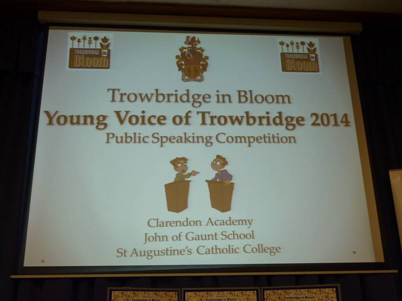 Young Voice of Trowbridge 2014 - .