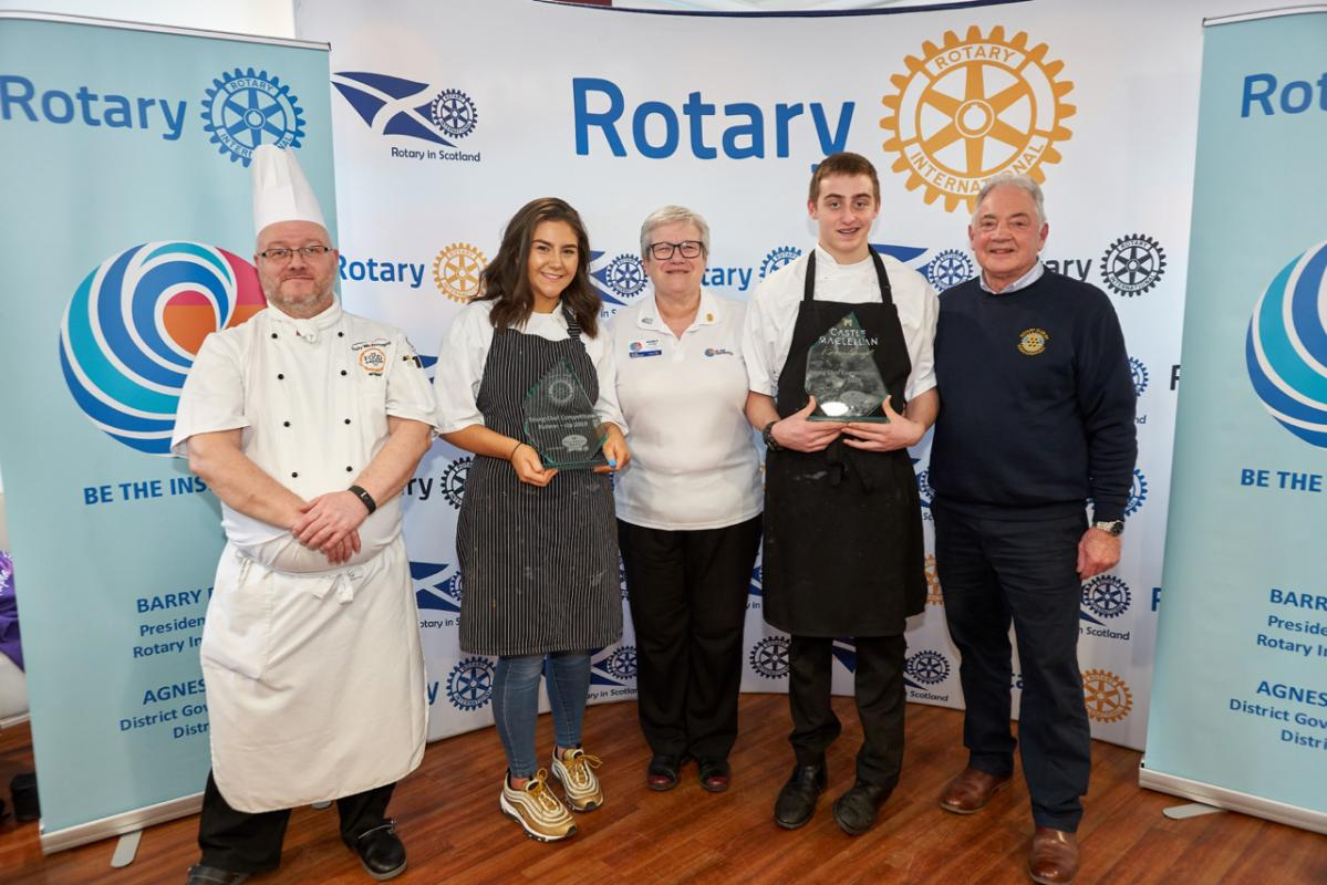 Young Chef District Finals 2019 -