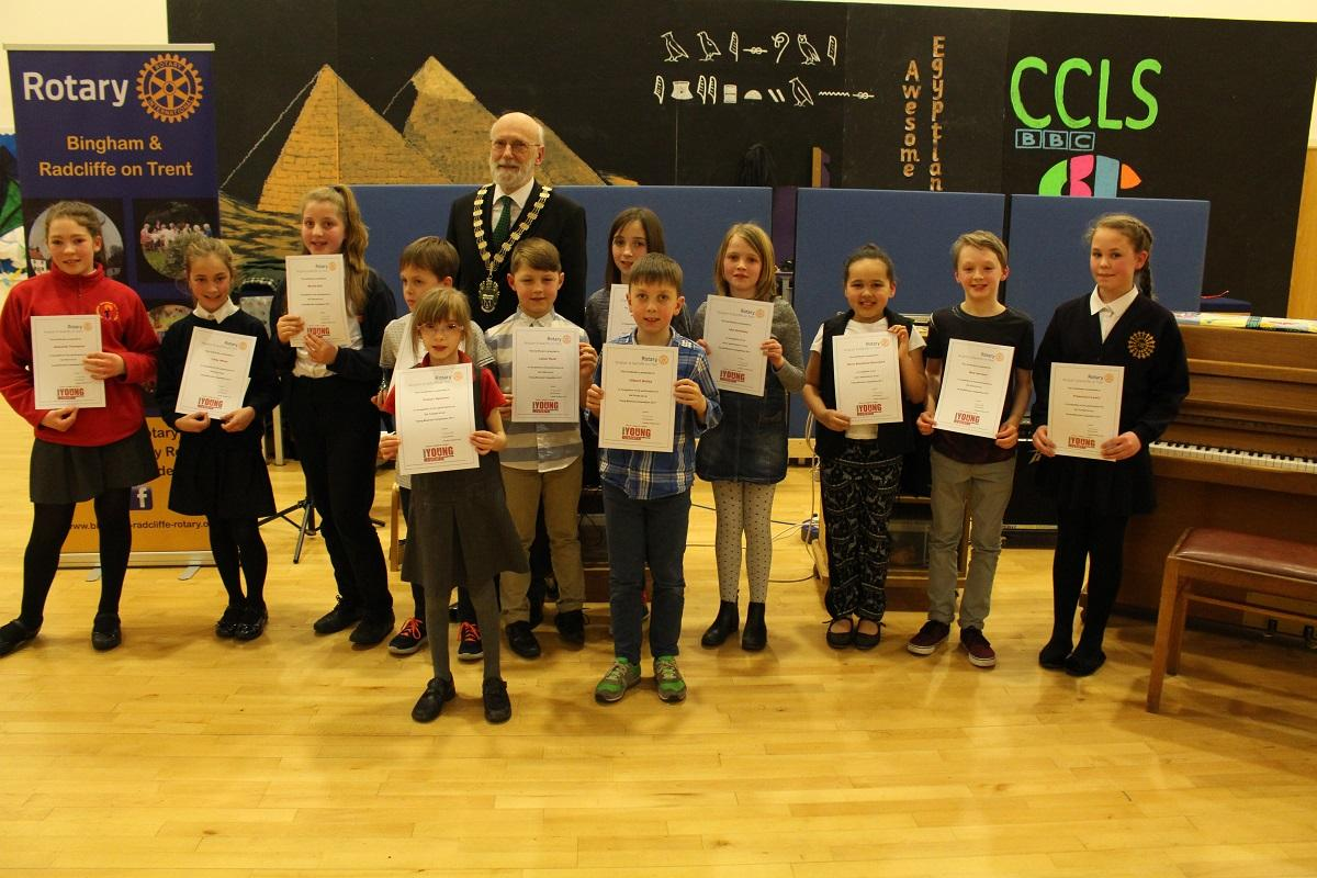 Young Musician Finalists