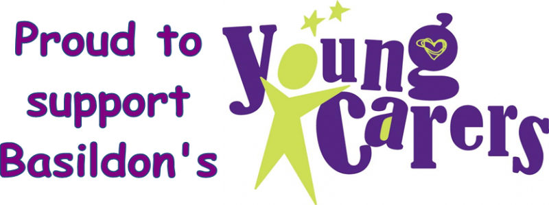 We support Basildon Young Carers -