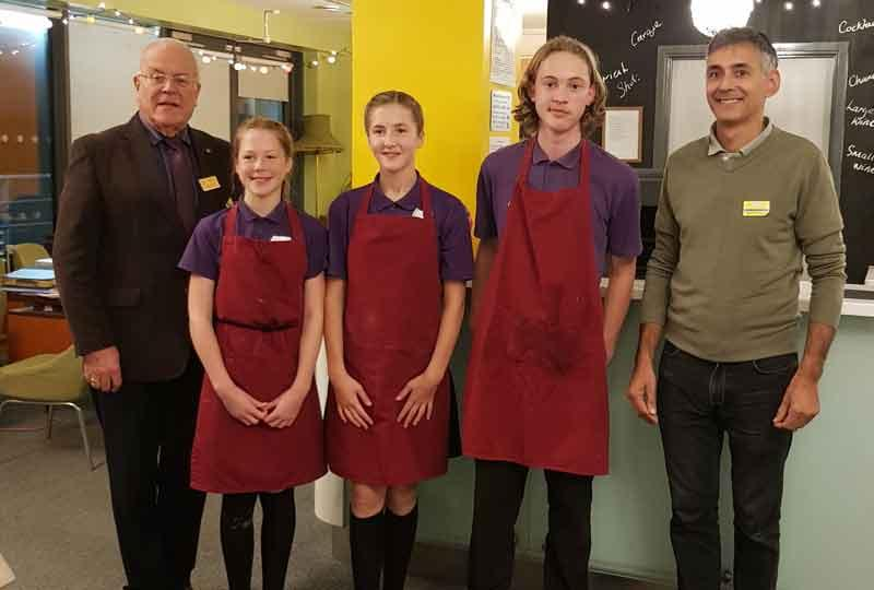 Young Chef 2017/2018 - local round -