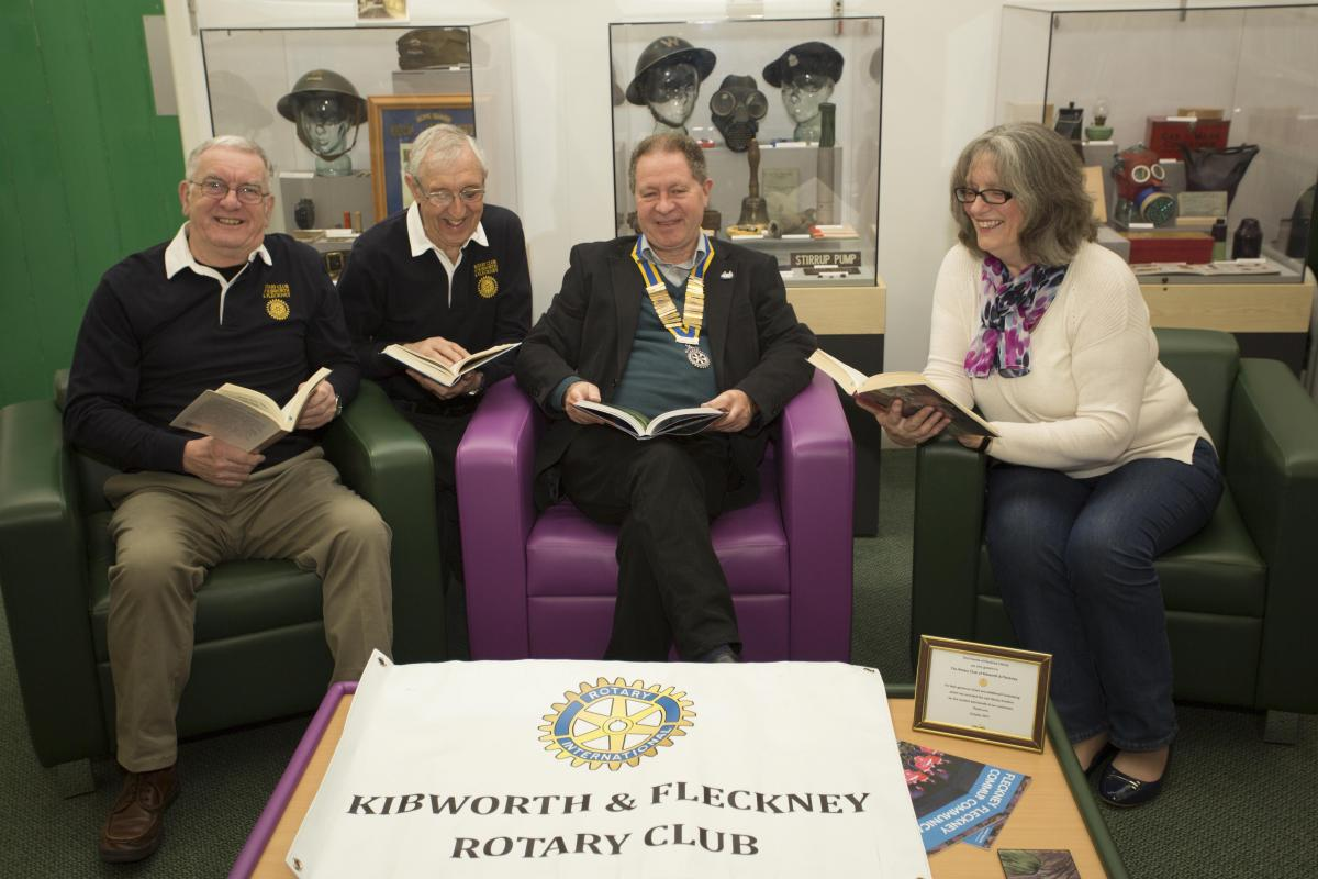 Fleckney Library Project 2017 -