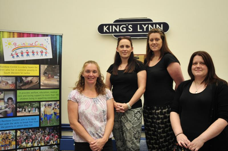 Rainbow Trust Teachers  - Leaving King's Lynn