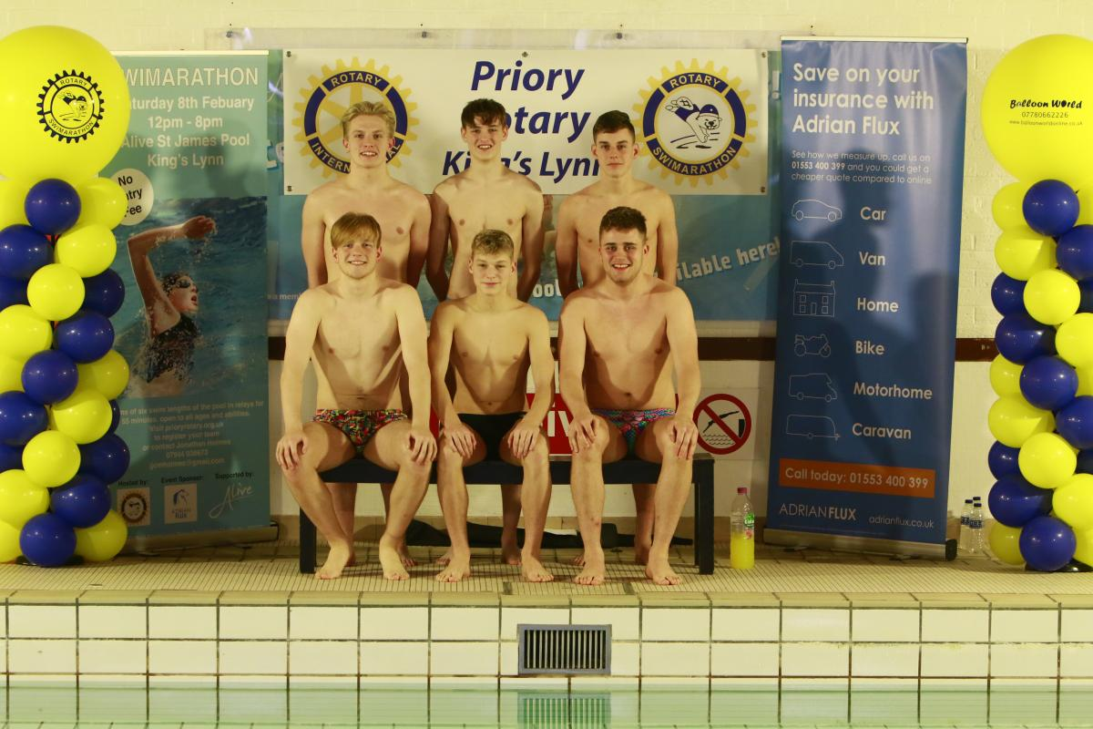 West Norfolk Swimming Club's