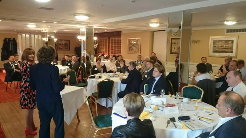 Top of Town Rejuvenation - Over 30 people attended this excellent Business Breakfast meeting.