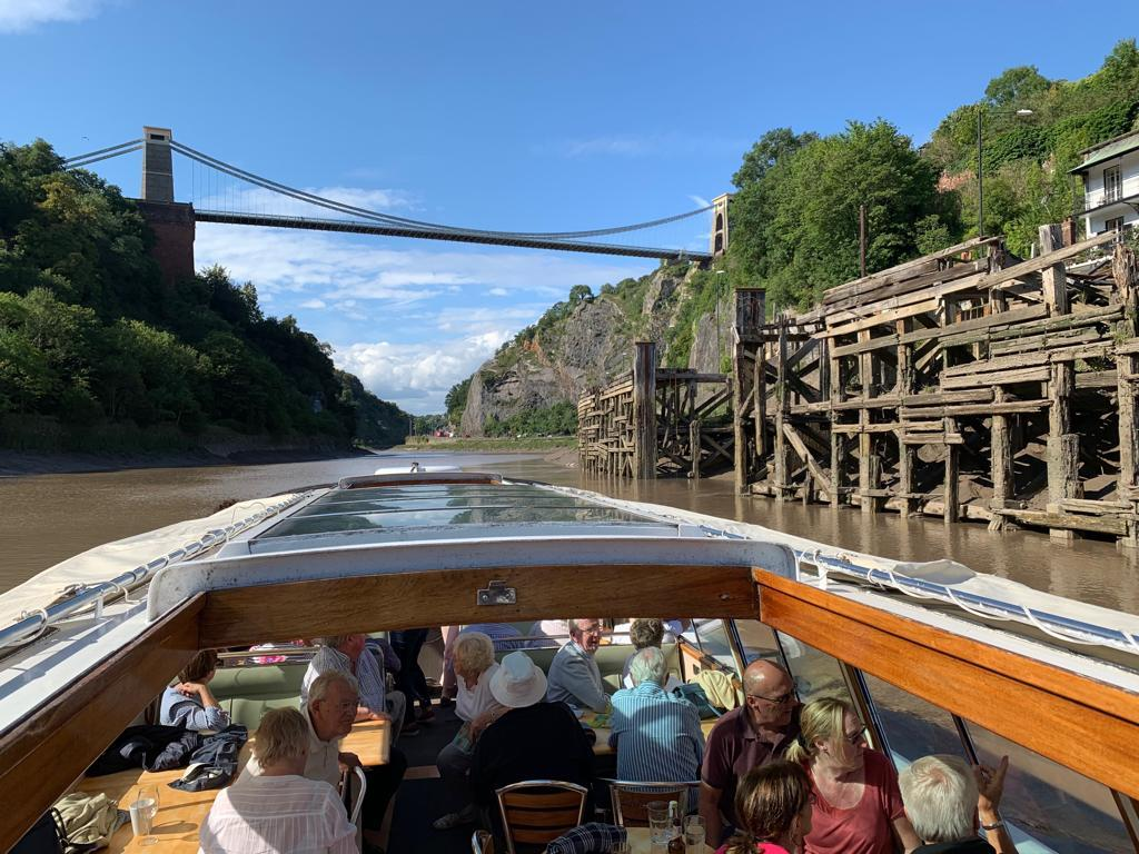 Club day out at Bristol - Bristol trip 13th August
