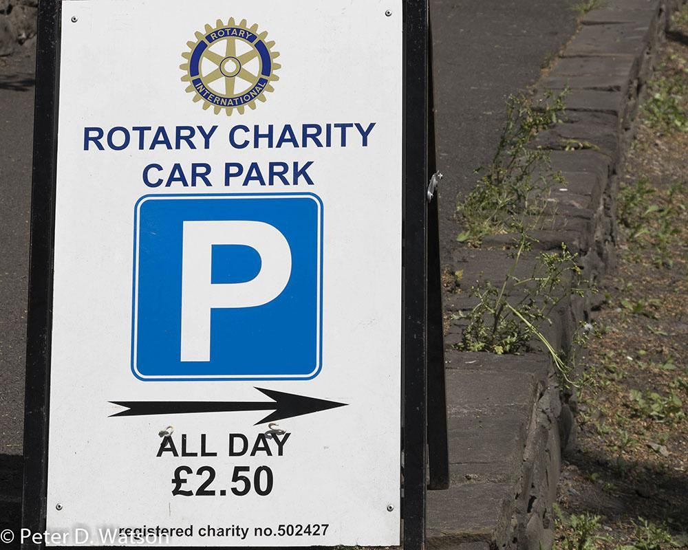 'Charity' Car Park - BD23 1AP - Park All Day for £2.50