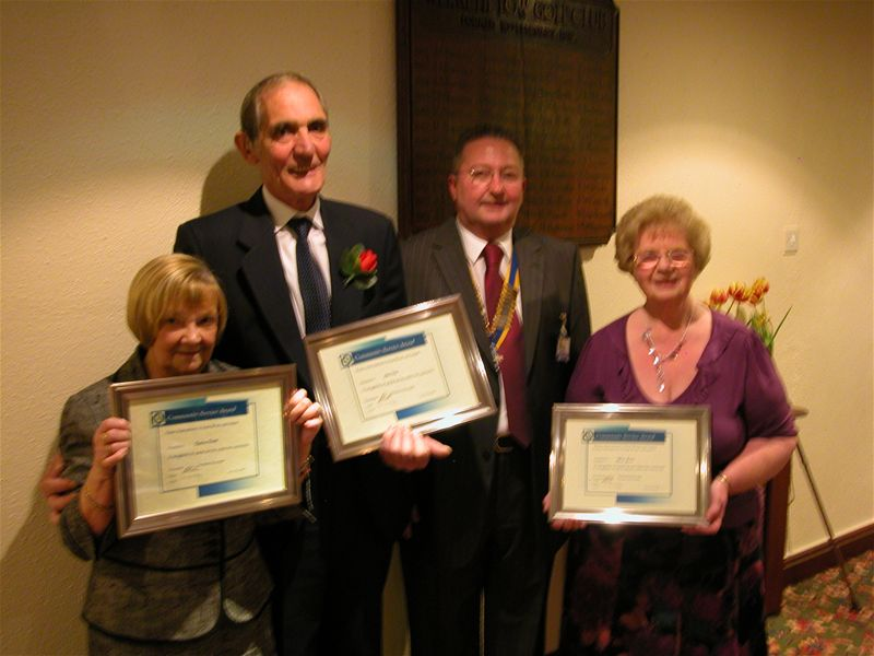Rotary Community Awards 2009 -