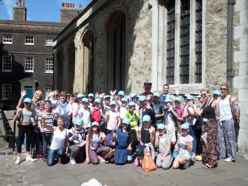 School Trip To London 2015 (Part 2) -