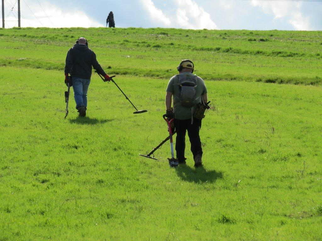 19th Oct 2019: 23rd Annual Metal Detecting Rally