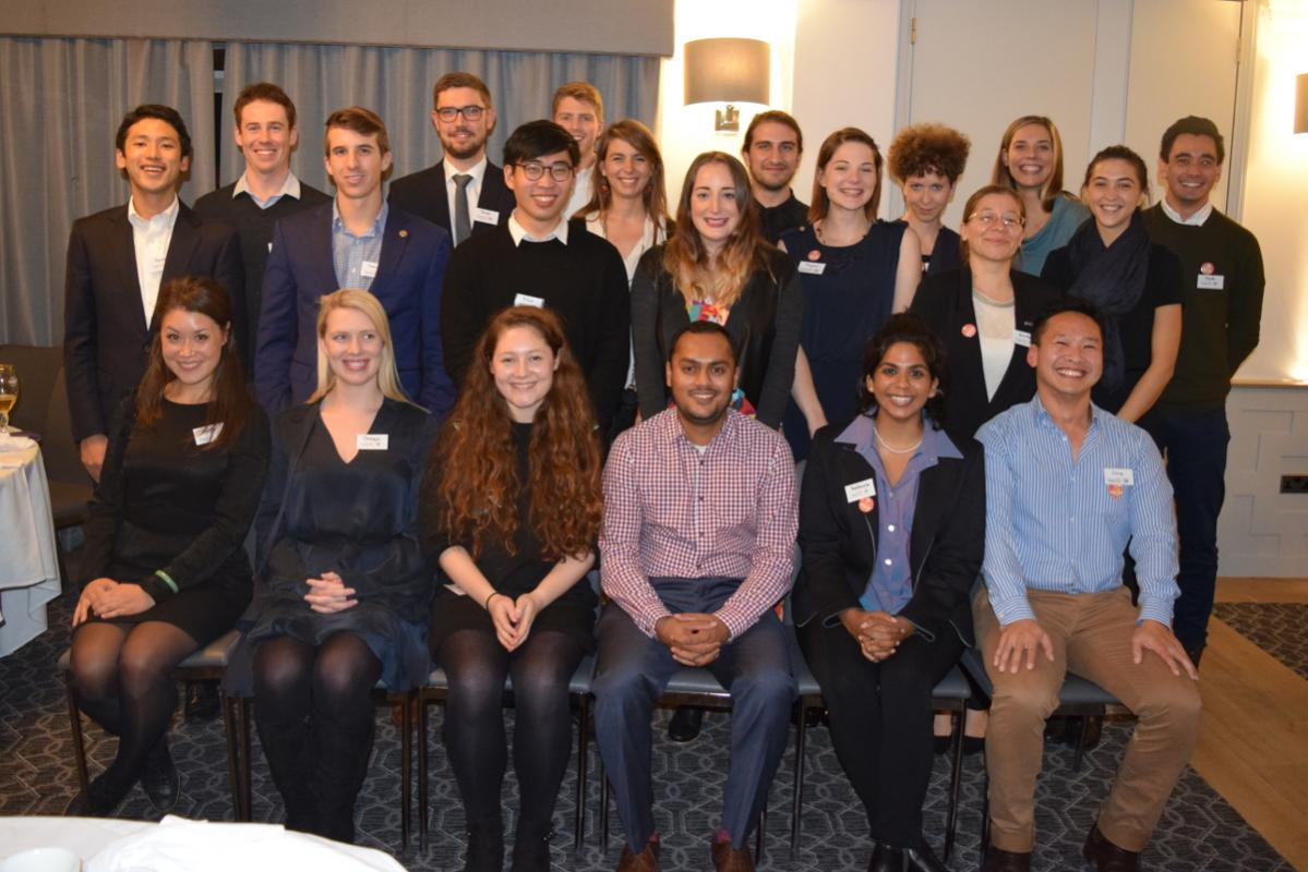 our Rotary Scholars in 2017/18