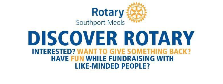 Discover Rotary at Southport Meols