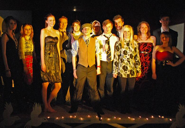 Interact Charity Shop Fashion Show is a great success