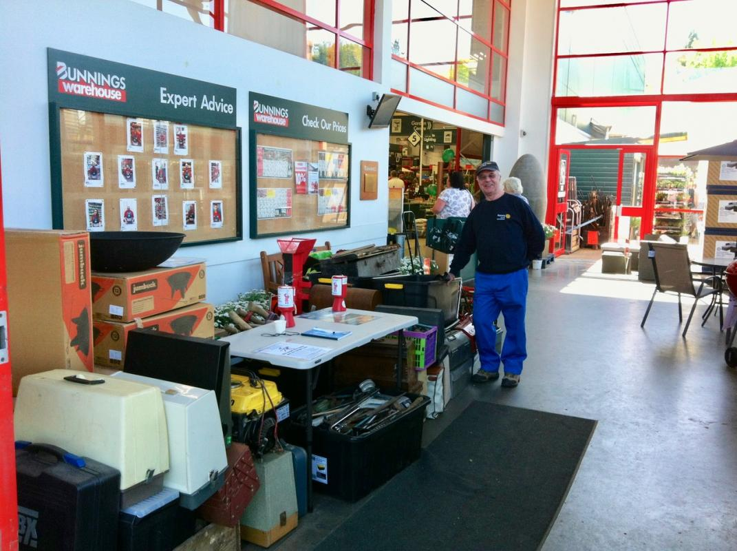 Use your (old) tools - Tools Collection for Africa - Tools Collection at Bunnings
