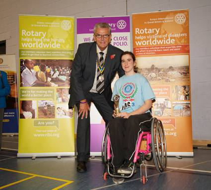 The 32nd English Disabled Sports Team Championship -