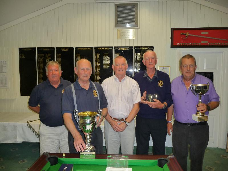 Club Golf Day 2014 -