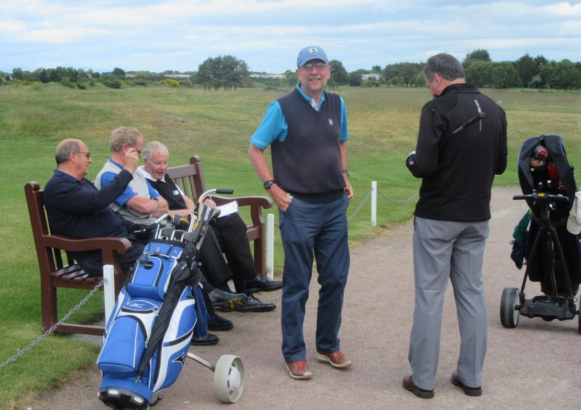 The Annual Club Golf competition is just one of many Social events