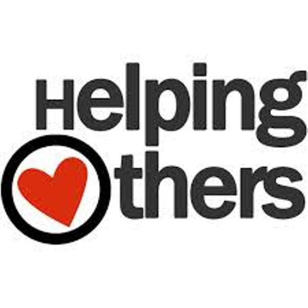 Help to help others