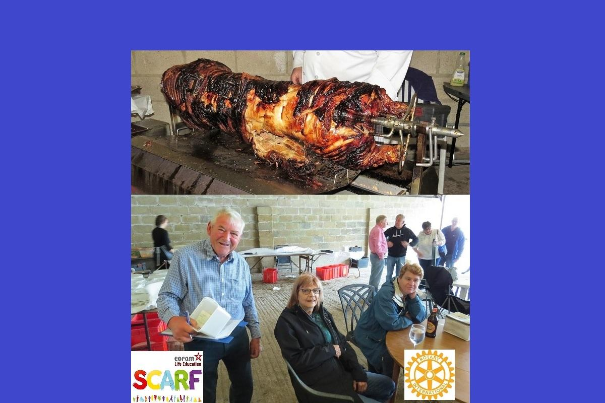 Annual Hog Roast in aid of Wiltshire Life Education