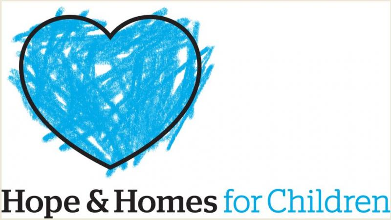 Christmas Lights switchon = Hope and Homes day -