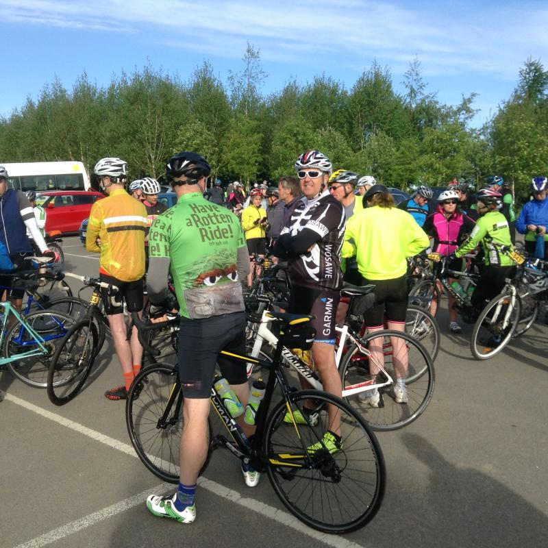 Ripon Rotary Bike Ride 2018 -