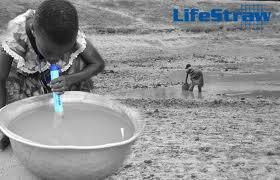 Lifestraw  - Lifestraws are such a worthwhile lifesaving tool
