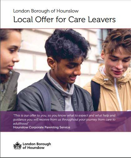Hounslow offer to careleavers