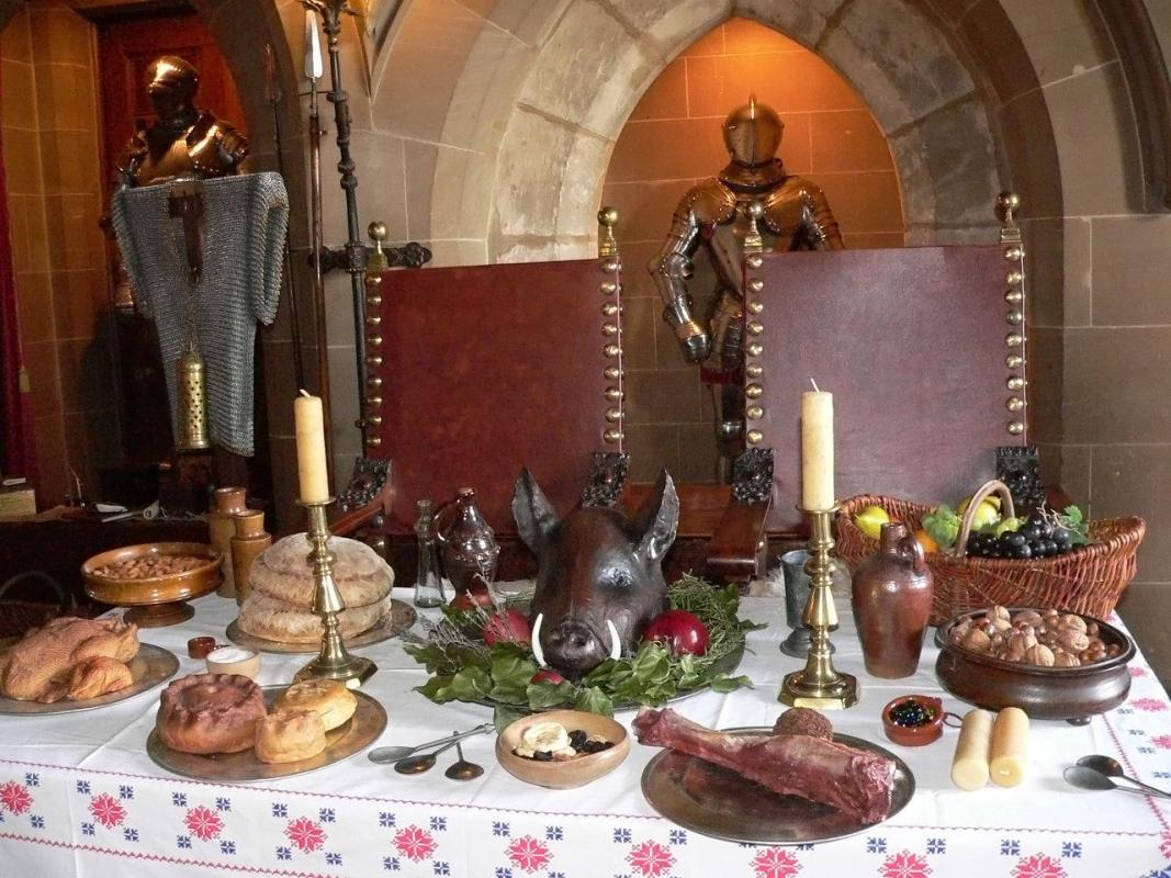 Partners Evening - Medieval Banquet -
