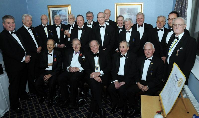 The 19 Past Presidents with President John