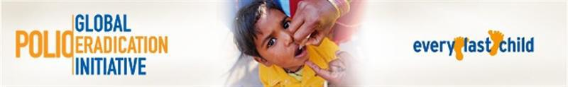 In 1988, the World Health Organization, Rotary International, UNICEF & the U.S. Centers for Disease Control passed the  