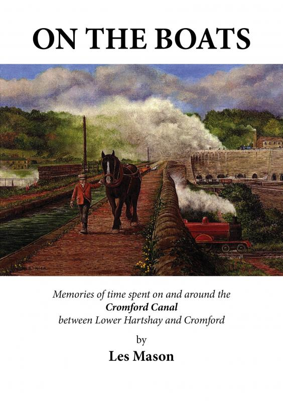 Cromford Canal publication available!