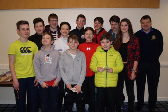 Perth Junior Curling Club Pairs Competition
