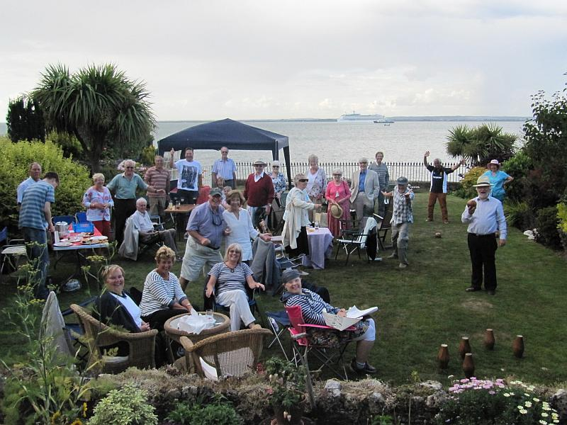 Ryde Rotary Clubs  Garden party