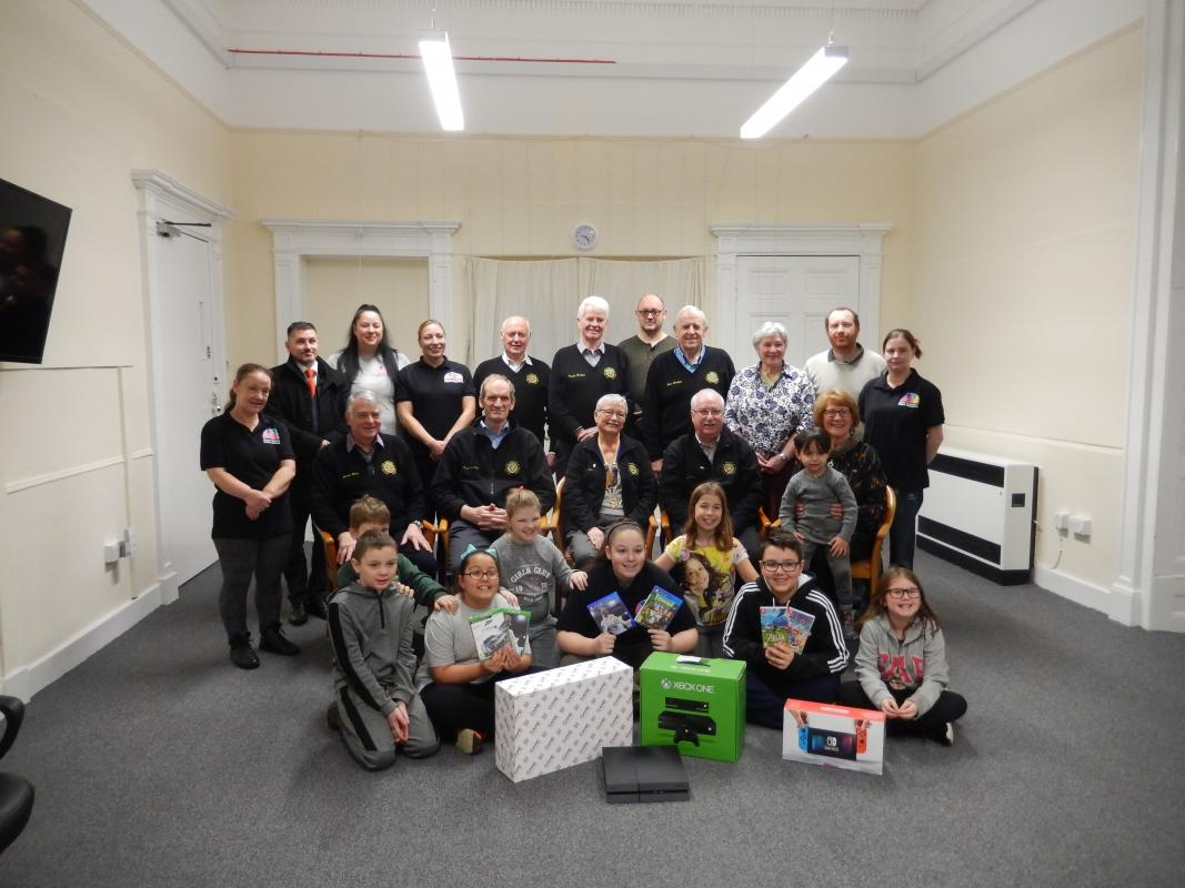 working with the local community - Powis Community Centre -
