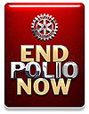Side by Side with Rotary to eradicate Polio