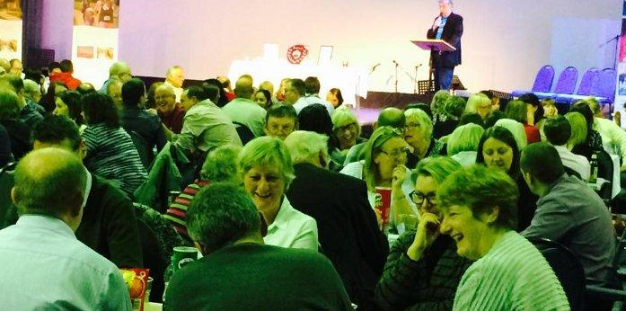 About our club - One of our annual quiz nights