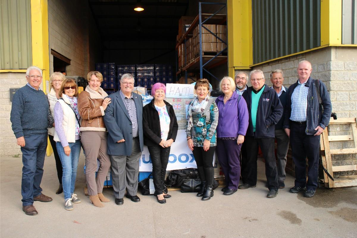 Visit to Aquabox, Cromford near Matlock. -