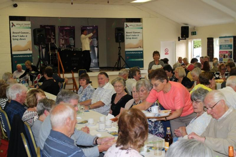 Late Summer Fund Raising Event at Curdworth Village Hall. -