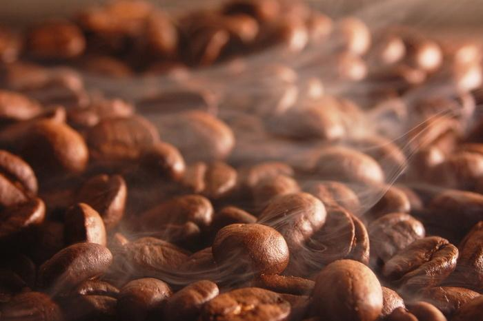 Coffee Roasting - Stewart Maclean 28 September 18.00 for 18.30