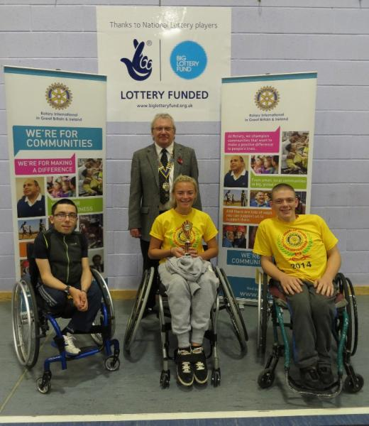 The 33rd English Disabled Sports Team Championships -