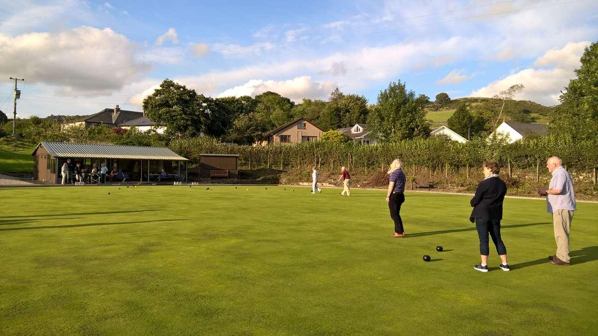 Summer Bowls Evening - Summer Bowls Evening at Crosthwaite Bowling Club